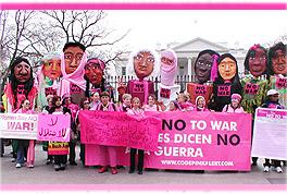 Manifestació internacional contra la guerra - Dissabte 18 de març