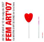 Cartell - programa de la Mostra 2007: EL TEMPS