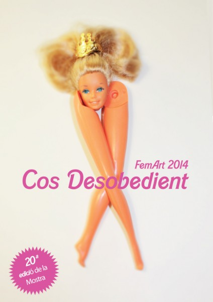 COS DESOBEDIENT :: bases FemArt 2014