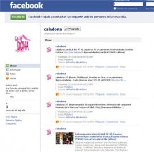 Ca la Dona obre una pàgina oficial a Facebook