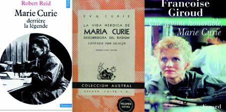 Preparant al visita a l'exposició «Marie Curie 1867-1934». Lectures per l'estiu
