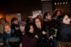 Des de Ca la Dona manifestem la nostra indignació davant el desallotjament del 18N
