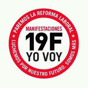 Manis per aquest cap de setmana: 18F Grècia // 19F No a la reforma laboral