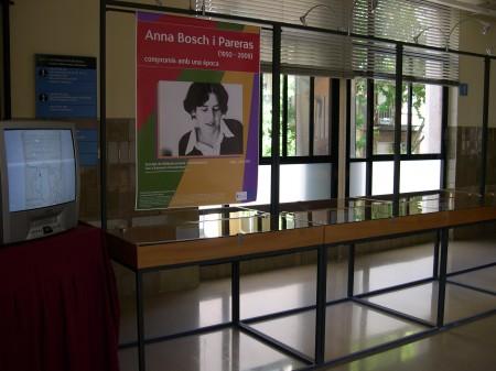 Exposició sobre el fons Anna Bosch i Pareras