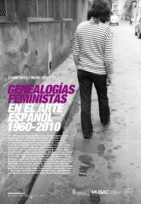 Lleó: exposició Genealogías Feministas en el arte español 1960-2010