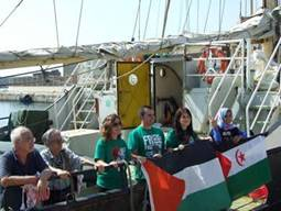 diumenge 16 setembre a les 16h al port del Fòrum amb Dones x Dones: Gaza llibertat. Es necessiten voluntàries