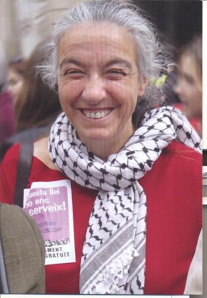 consol casals - foto de Glória Roig per la dedicatória de Dones x Dones