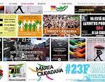 23F, Marea Ciutadana: Totes les persones i totes les reivindicacions juntes