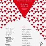 31o:: Cloenda de la Mostra de Fem Art 2013. 19h Acte mixt