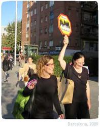 11d:: Les Punt6 presenten Dones Treballant. Guia de reconeixement urbà amb perspectiva de gènere - 19h!