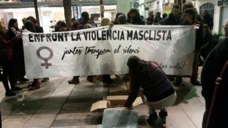 Prou violència contra les dones
