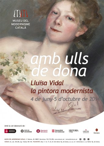 22l09::LLEURE FEMINISTA: Lluïsa Vidal al MMC!