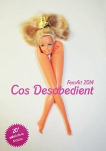 Seleccionades FEMART 2014: Cos Desobedient
