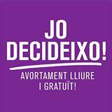 Manifest 28S2014 Dia Internacional per la Despenalització de l'avortament