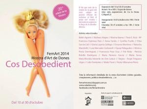 21/10:: Pública Desobediència, conferència Nora Ancarola, 19h a Ca la Dona