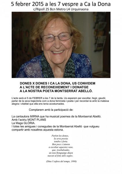 Cartell-MontserratAbello-5febrer2015