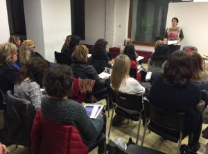 L'Impacte de gènere a les pensions amb Carolina Gala