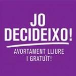 18/02:: 19h Totes a la Delegació de Govern. Avortament lliure i gratuït!