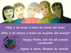 8 de Marzo - Red de Migración, Género y Desarrollo