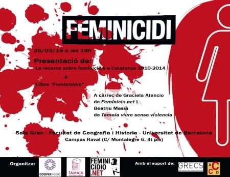 25/03:: Feminicidi
