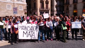 Marxem contra Monsanto