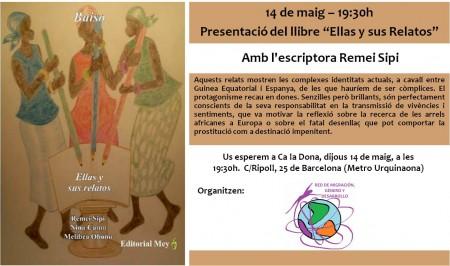 14/05:: Presentació del llibre