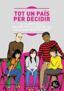 Un país independent del patriarcat. Col·laboració en El llibre dels colors
