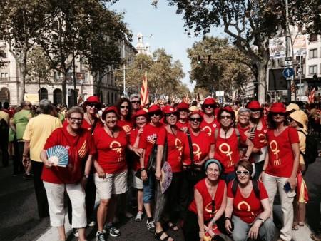 via catalana 2015 - les vermelles