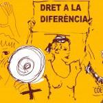 Bloc feminista a la Via Catalana 2015. T'apuntes?