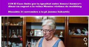 21/11:: [El barri en lila] El Casc Antic per la igualtat entre dones i homes