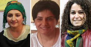 Tres Feministes Kurdes assassinades per forces de seguretat a SILOPI