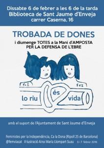 6/02:: Trobada de Dones a Sant Jaume d'Enveja
