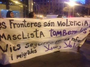 19/03:: Manifestació ProuRacisme!, 17h Estació de França