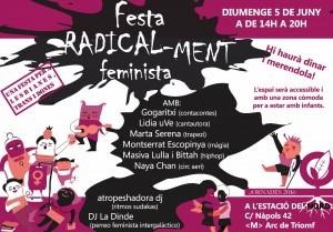 05/06:: Festa Radical-ment Feminista