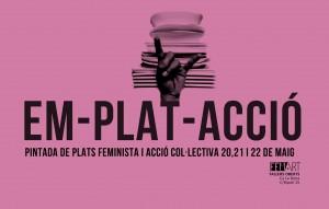 20-22/05: FemArt - Jornades Tallers oberts + EM-PLAT-ACCIÓ