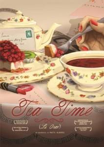 7 JULIOL 2016- ESTRENA DE TEA TIME (LA ONCE) ALS CINEMES ARIBAU