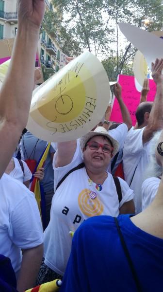 Diada 2016: la millor de totes. Ara volem la República Catalana Feminista