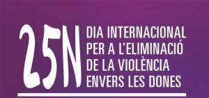 23/11:: Última Reunió preparativa- Manifestació del dia 25N.