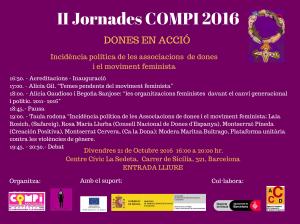 II Jornades Compi 2016