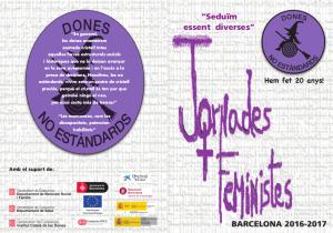 30/03:: Jornades Feministes Dones no Estàndards