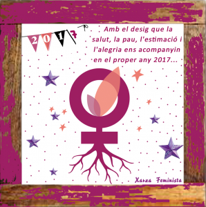Xarxa Feminista- Butlletí nº82