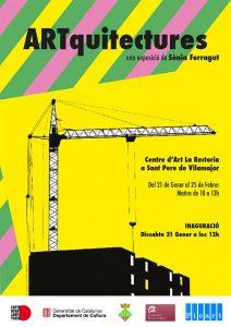 21/01:: Inauguració de l'exposició ARTquitectures