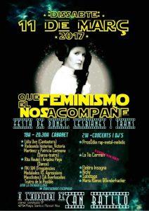 11/03:: Festa Feminista del 8M, a Can Batlló