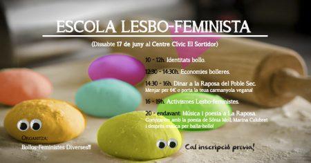 17/06:: Escola Lesbo-Feminista