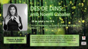 Cartell Noemí Caballer 1-1
